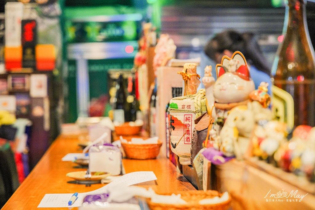 台北、中山 | 巷弄裡的道地日本味「川賀燒烤居酒屋 ( 合江店 ) 」| 姐妹同事聚會慶生好去處、料理超好吃的日式居酒屋、近行天宮捷運站 @偽日本人May.食遊玩樂