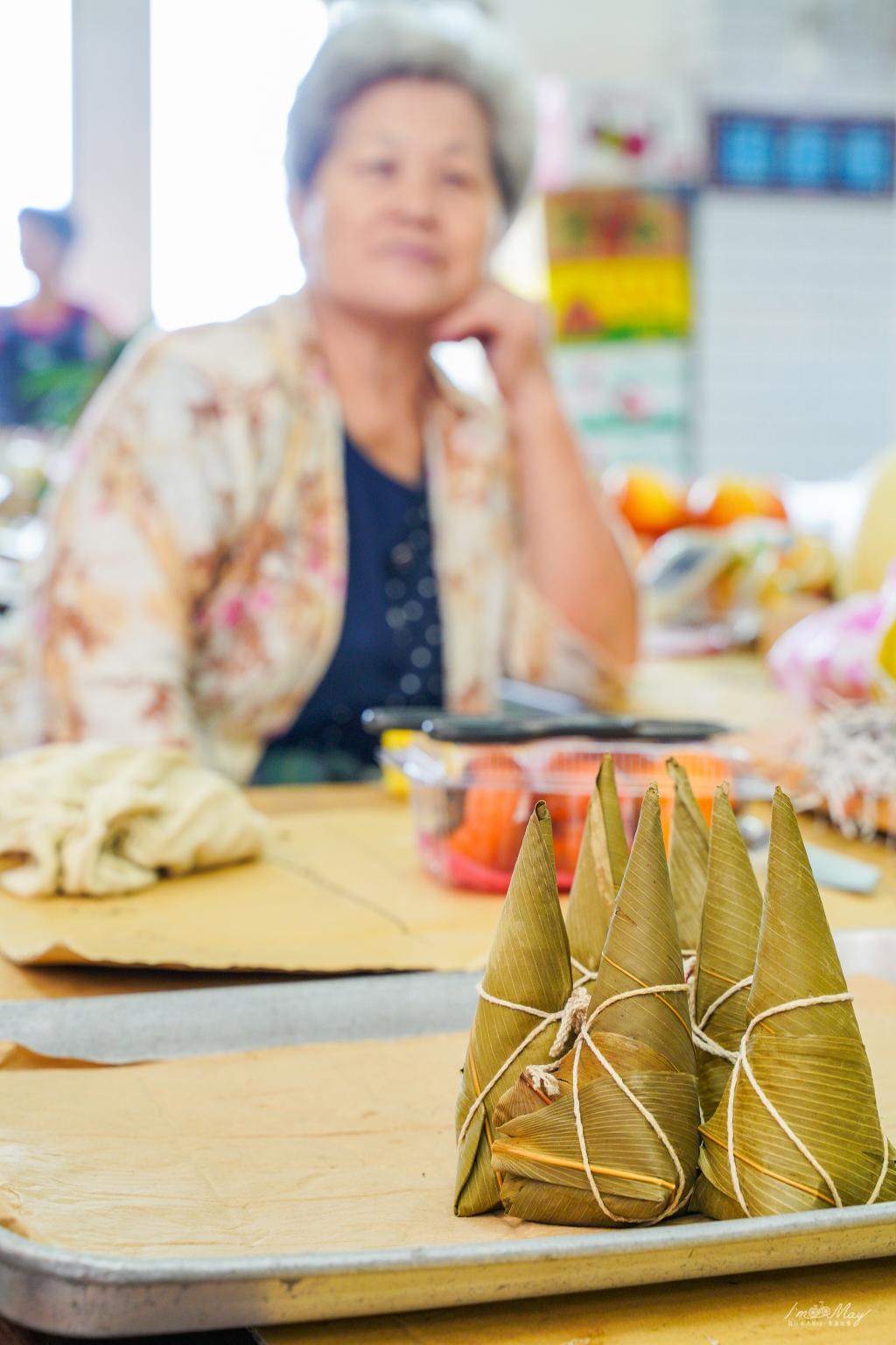 馬祖、南竿 | 跟著當地人吃正宗馬祖早餐,早鳥限定的在地滋味「介壽獅子市場」| 阿妹鼎邊糊、陳家(虫弟)餅、寶利軒繼光餅、市集咖啡、地瓜餃、馬祖粽 @偽日本人May.食遊玩樂