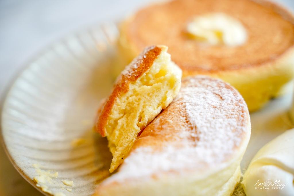 台中、甜點 | 精緻法式甜點專門店「Belle Journée 貝爵妮法式點心坊」| 大推入口即化、充滿香醇滋味的厚鬆餅、舒芙蕾 (台中下午茶、精明商圈美食) @偽日本人May.食遊玩樂