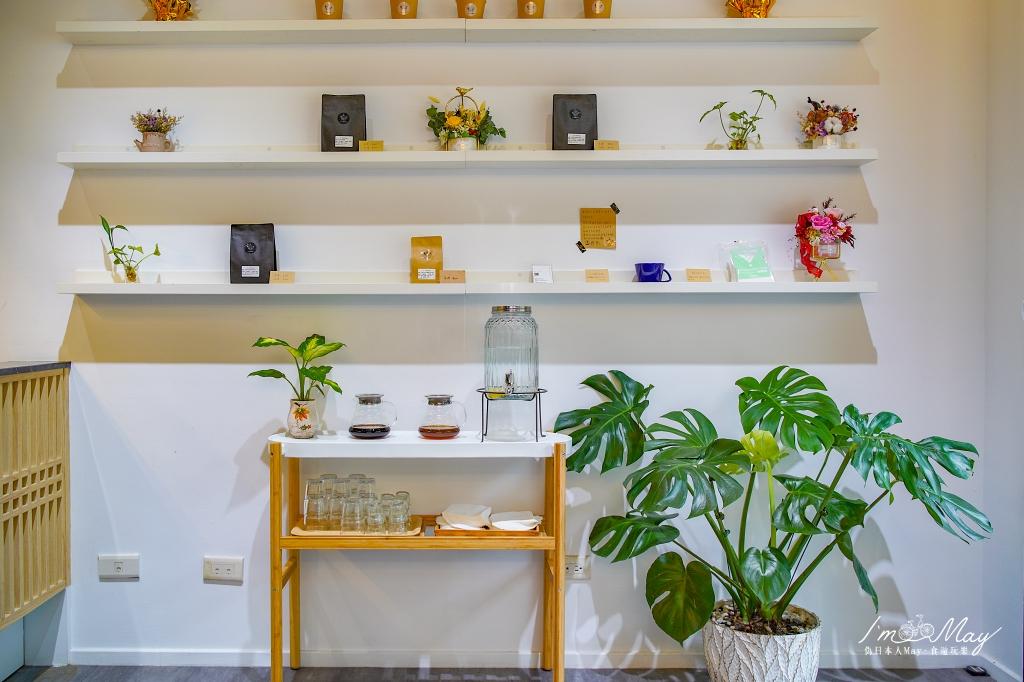 台北內湖|甜點工作室的實體店面夢想實現,文青風格咖啡店「S‧N workshop」| 不限時咖啡店、近捷運葫洲站 @偽日本人May.食遊玩樂
