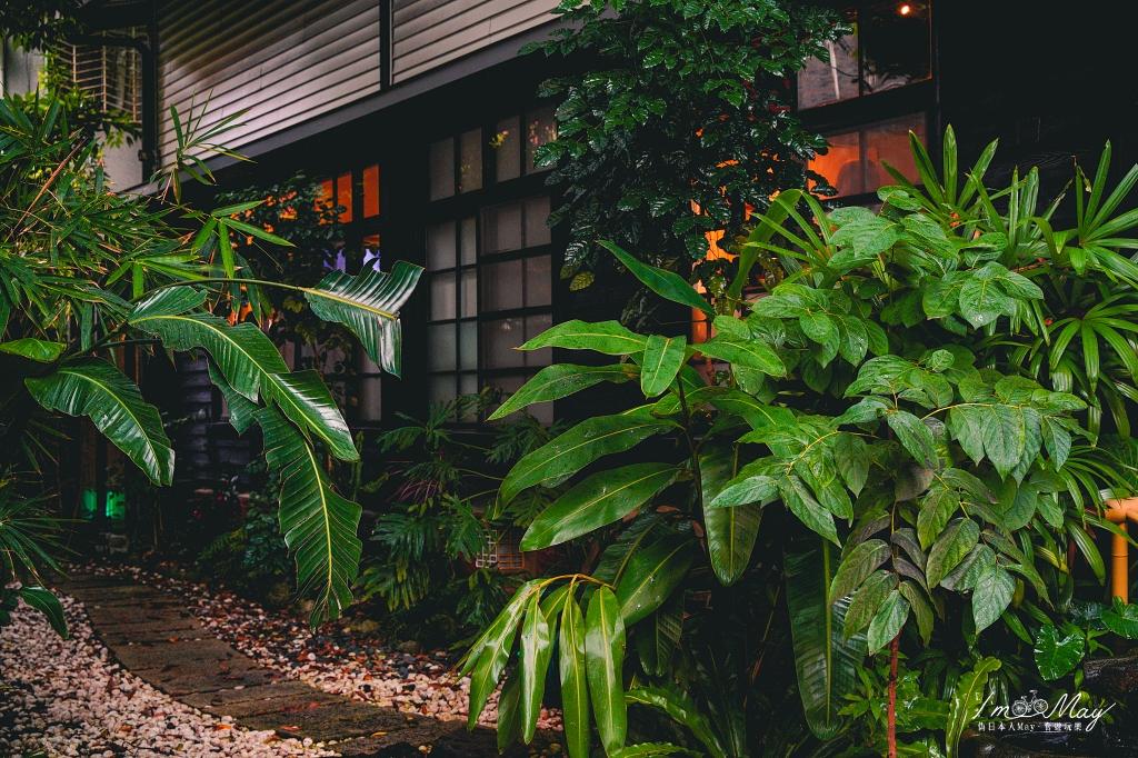 台北、大安   在滿溢藝術氛圍的日式風韻老屋裡吃牛排,台北老字號西餐廳的分店「沾美藝術庭苑」  貼心細微的服務、美味道地的優質餐點、高品質的用餐環境 (適合慶生約會聚餐、近大安森林公園) @偽日本人May.食遊玩樂