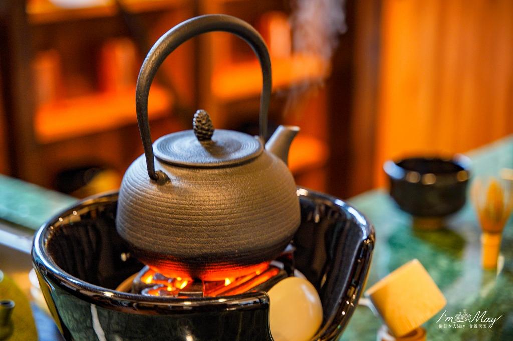 台北、中正 | 進駐百年日本老屋、專為日本抹茶愛好者打造的「Matcha One 齊東店」| 引進風靡日本的Dessert Bar 吧台板前手作甜點 (近捷運忠孝新生站、建議預約) @偽日本人May.食遊玩樂