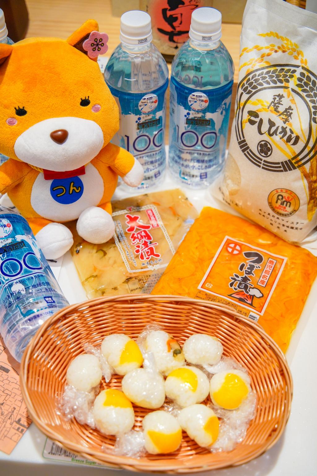 期間限定   鹿兒島薩摩國物產展,不能去日本也能買到最道地的日本味。鹿兒島特產、超好吃漬物、越光米 (台北微風百貨、高雄大立百貨) @偽日本人May.食遊玩樂