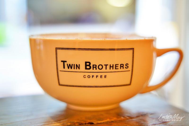 台北、大同 | 「Twin Brothers coffee 雙胞胎咖啡」超人氣限量肉桂捲,濃郁夠味盡是滿足 | 建議預約、平價飲料 @偽日本人May.食遊玩樂
