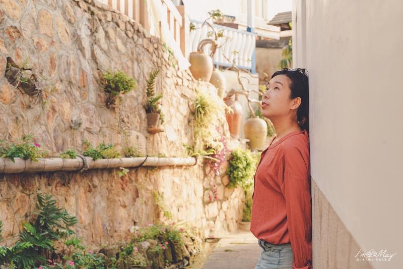 馬祖、南竿 | 唯一16歲少女媽祖、百年歷史少女媽祖廟「鐵板天后宮」(金板境天后宮) | 台灣最具閩東式封火山牆特色的媽祖廟 @偽日本人May.食遊玩樂