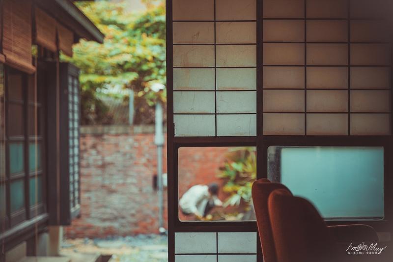 新竹 | 隱身熱鬧街區裡的寧靜日式老宅、療癒美味的山形吐司「李克承博士故居 a-moom」| 水果三明治也好好吃、新竹大遠百周邊 @偽日本人May.食遊玩樂