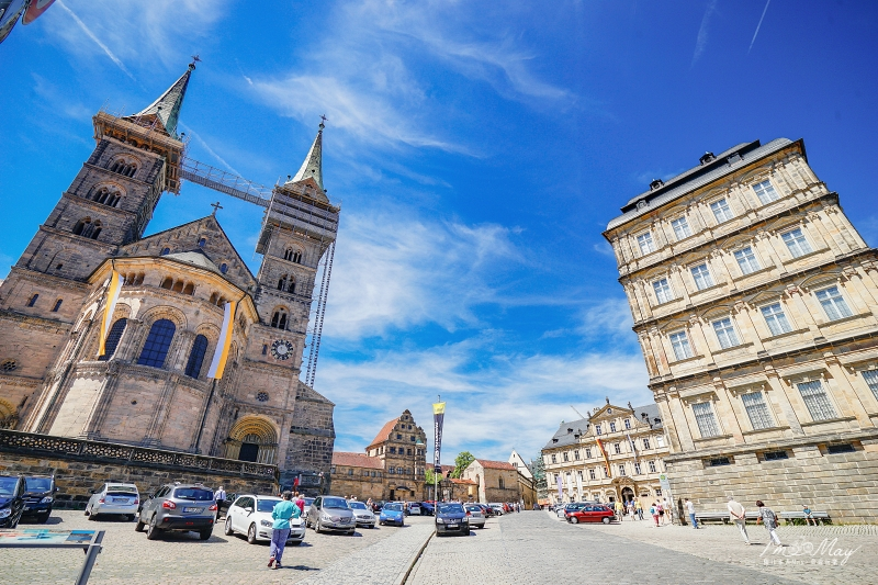 德國自由行攻略 | 班堡自助懶人包 (Bamberg) : 交通說明、住宿推薦、景點散步地圖、行程規劃、攝影建議 (德國、班貝格) @偽日本人May.食遊玩樂