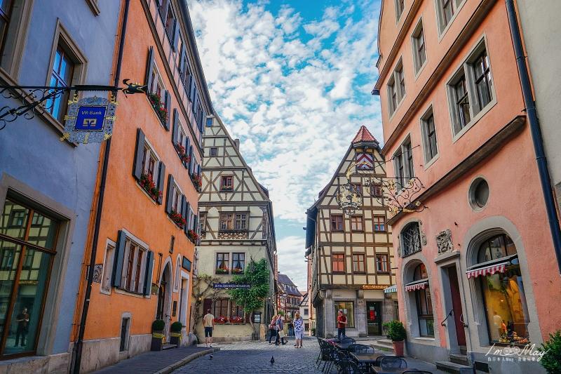 德國自由行攻略   羅騰堡自助懶人包 : 交通說明、住宿推薦、景點散步地圖、行程規劃、攝影建議 (Rothenburg ob der Tauber) @偽日本人May.食遊玩樂
