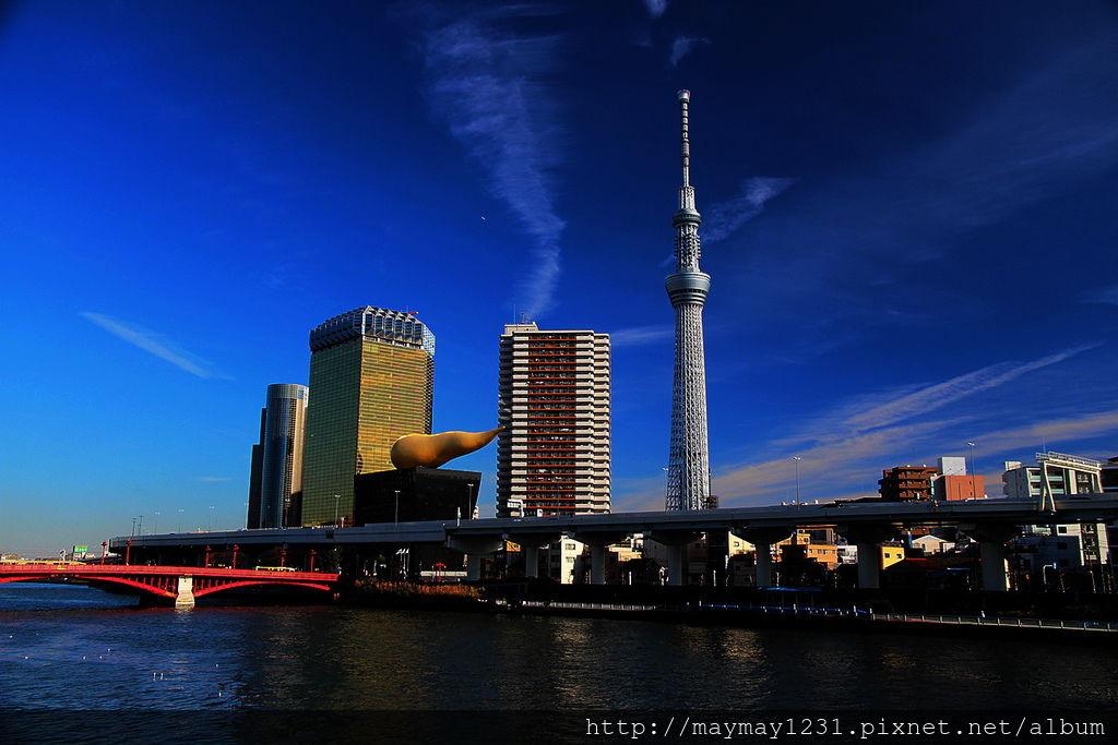 [東京] 天空樹SKY TREE。東京必遊景點 @偽日本人May.食遊玩樂