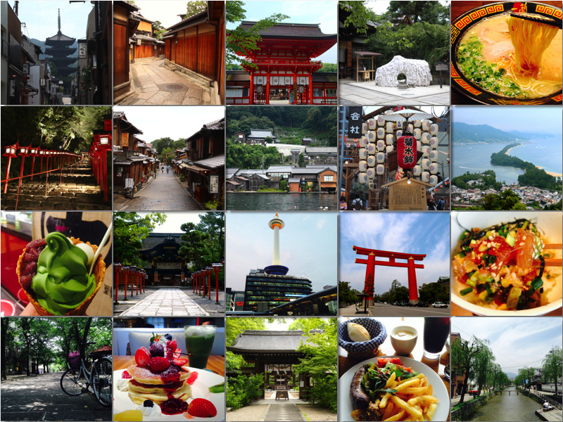 [行程] 京都小散旅行程明細 (回到故鄉心情真美好,天晴下雨都開心) @偽日本人May.食遊玩樂