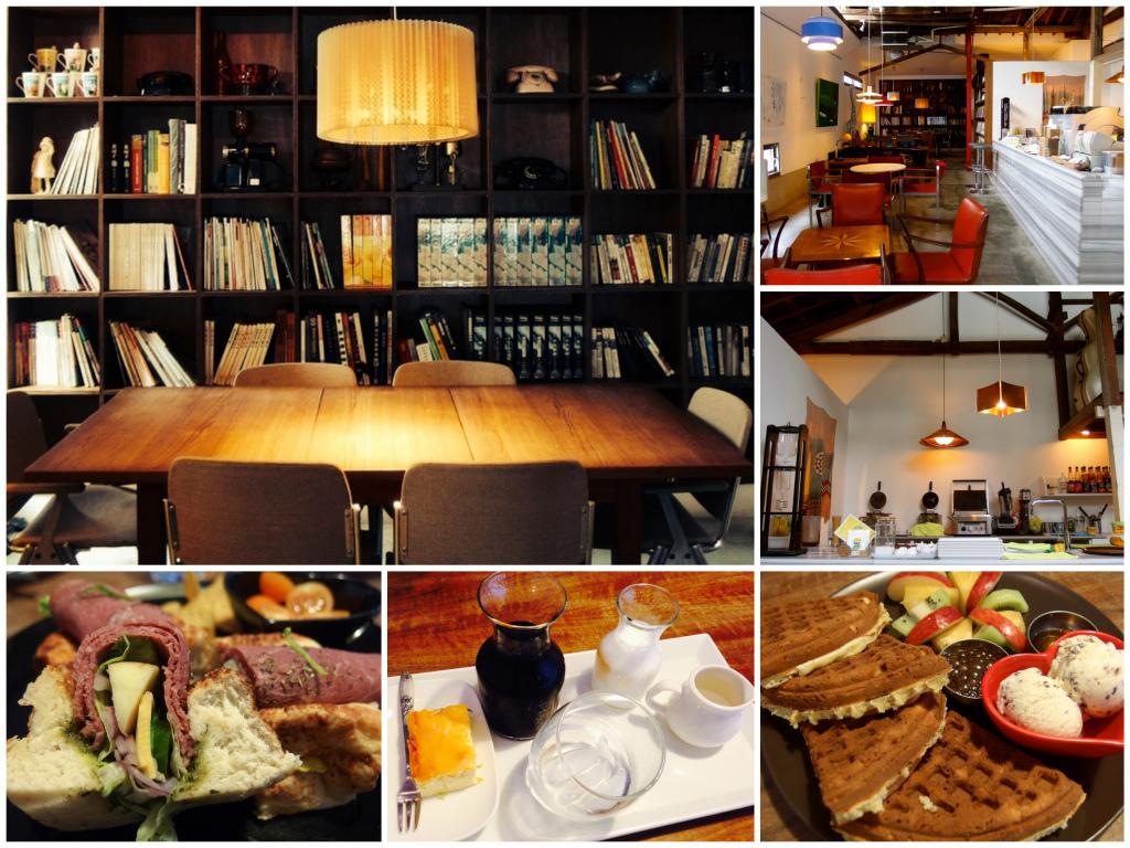 台東 | Caf'e Rebecca 小曼咖啡。老屋裡的咖啡香 @偽日本人May.食遊玩樂