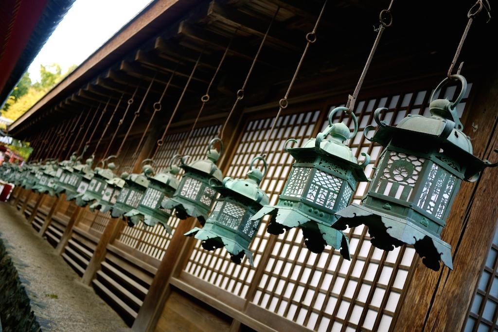 [奈良] 春日大社。擁有神聖氛圍的世界文化遺產 @偽日本人May.食遊玩樂