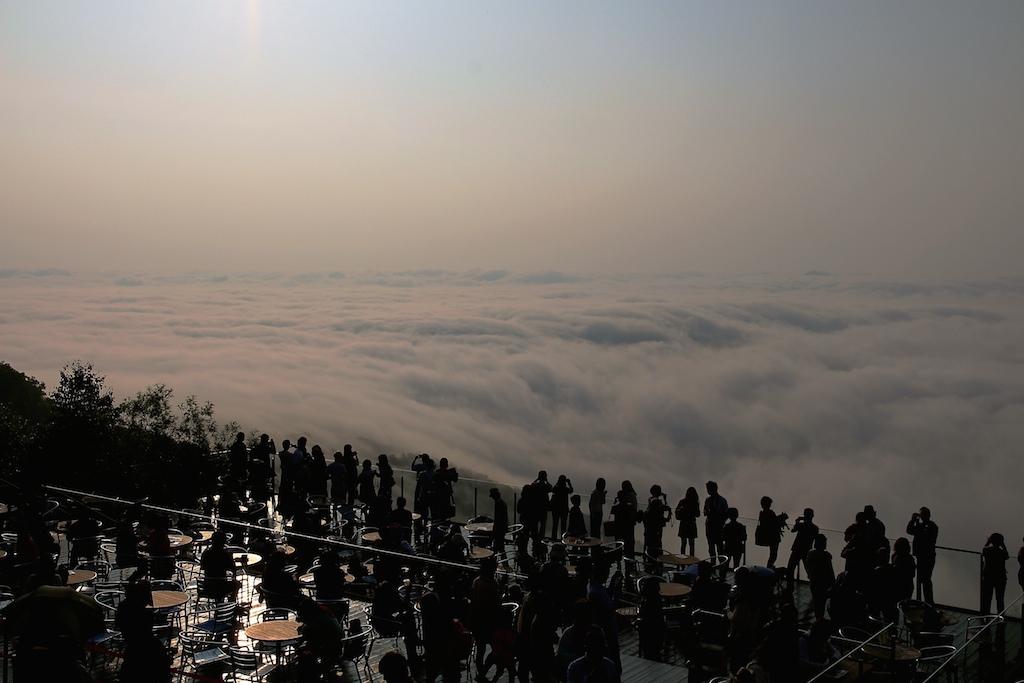 [北海道] 雲海テラス。難得一見的大自然壯觀景色  (TOMAMU 星野渡假村) @偽日本人May.食遊玩樂