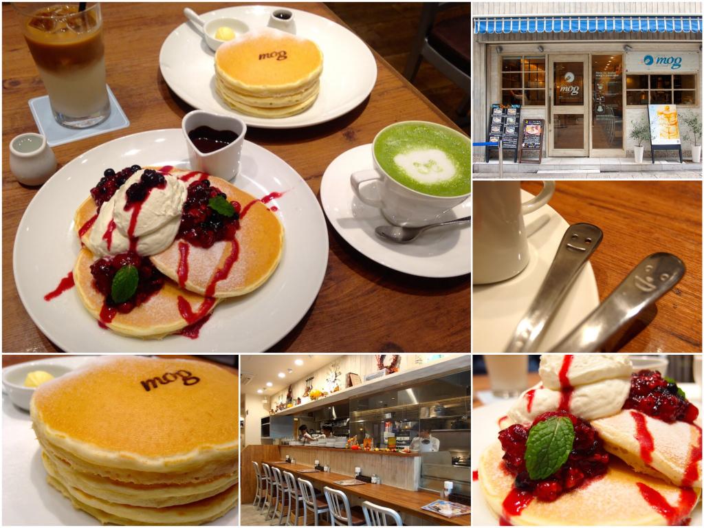 [大阪] Pankcake Cafe mog VoiVoi三軒茶屋。大人氣鬆餅MOG難波店好好吃喔 @偽日本人May.食遊玩樂