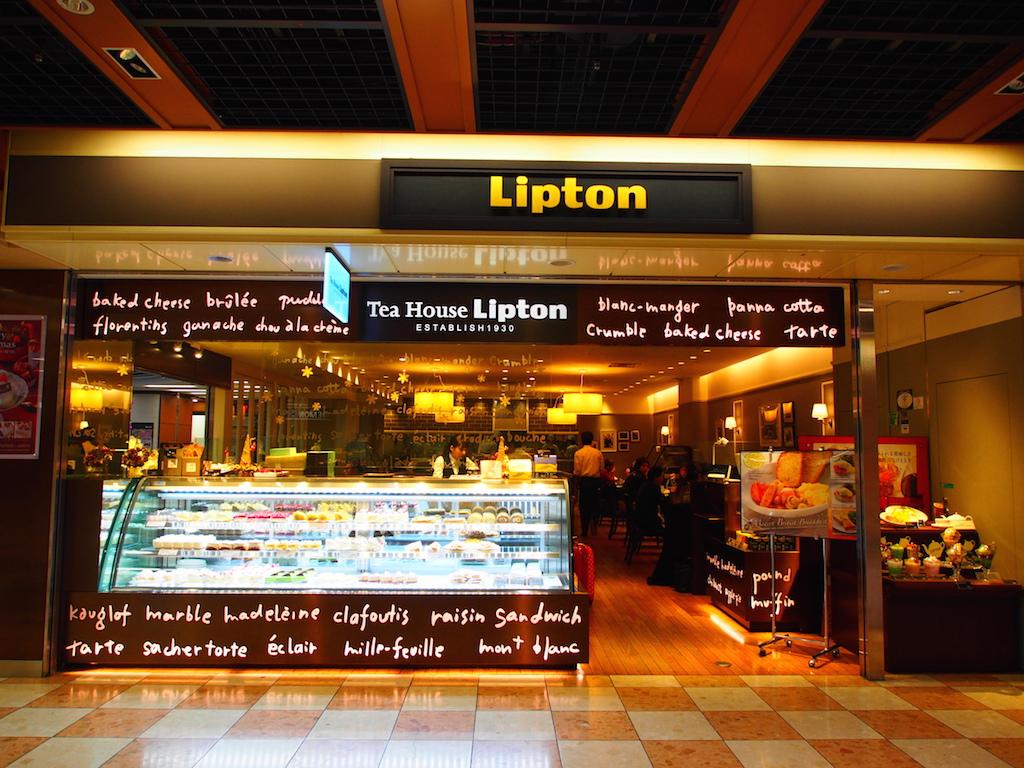 [京都] Lipton Tea House 。來杯英式悠閒早茶吧 (草莓蛋糕真的必吃啊!!!) @偽日本人May.食遊玩樂