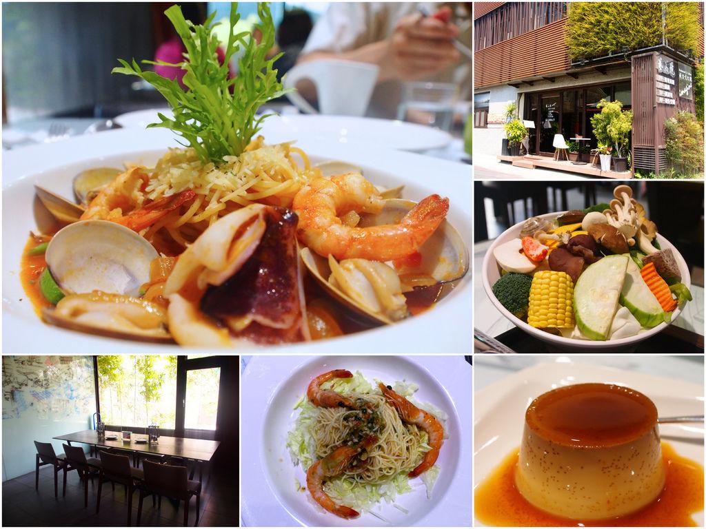 台南、美食 | 建築人開的餐廳「義境餐廳Imagine caf'e」| 義式、排餐、鍋物、早午餐 @偽日本人May.食遊玩樂