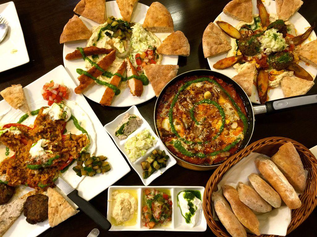 台南、美食 | 品嘗地中海風情的美味就在「imma Bakery & Cafe (依瑪)」| 道地以色列菜、地中海料理 @偽日本人May.食遊玩樂