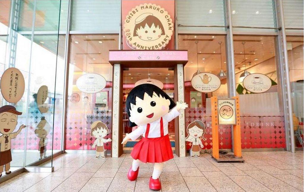 [資訊] 期間限定超卡哇依卡通主題餐廳 (蛋黃哥/名偵探柯南/美樂蒂/小丸子/Hello Kitty/布丁狗) @偽日本人May.食遊玩樂