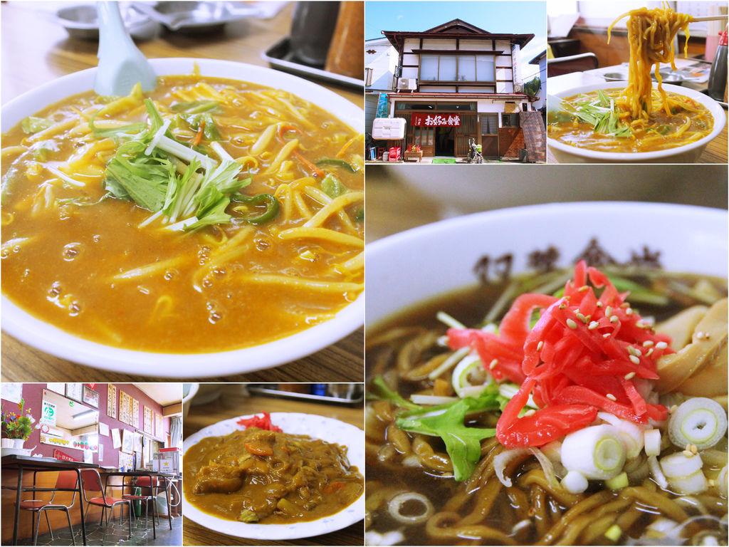 福島、奧會津 | 在地人推薦的B級美食「双葉食堂」(會津宮下車站旁、只見線拍攝) @偽日本人May.食遊玩樂