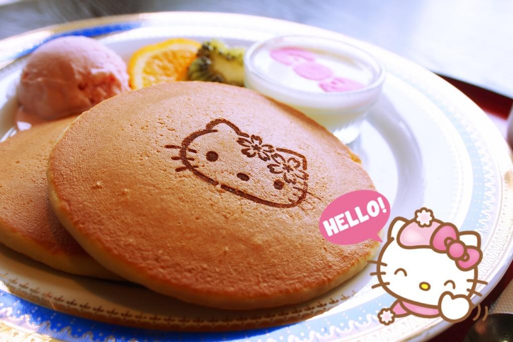 [群馬]  到四萬溫泉和 Hello Kitty 一起泡湯&享用充滿少女心的下午茶 (四万グランドホテル) @偽日本人May.食遊玩樂