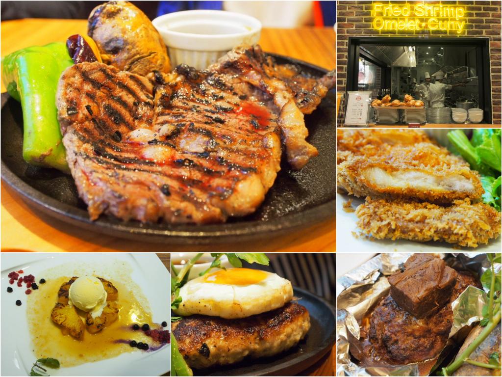 [台北] Grill Domi Kosugi 洋食 x 微風信義。來自東京六本木的洋食餐廳 (信義區/市政府站) @偽日本人May.食遊玩樂