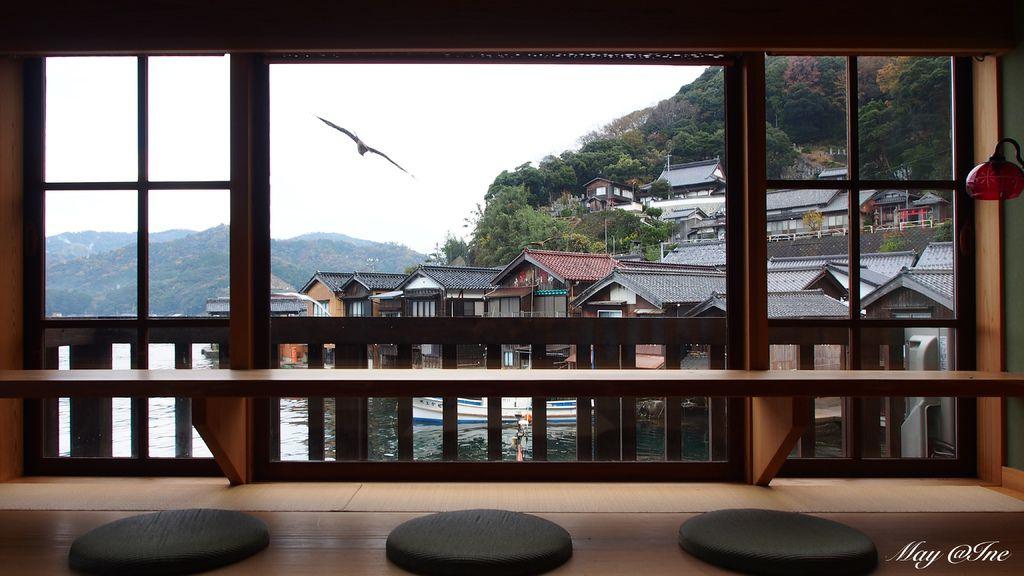 [京都] 伊根町.舟屋の宿 まるいち。走吧! 一起去離海最近的小鎮住一晚吧 @偽日本人May.食遊玩樂