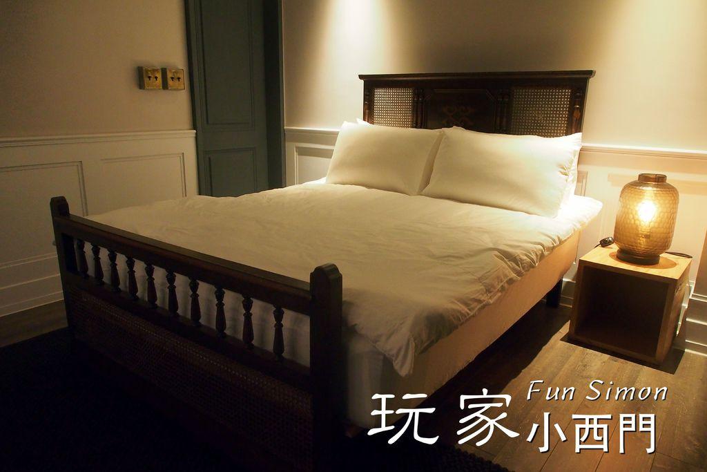 台南、住宿 | 玩家小西門《莊園 Manor》。隱身巷弄的維多莉亞風格城堡民宿 (中西區) @偽日本人May.食遊玩樂