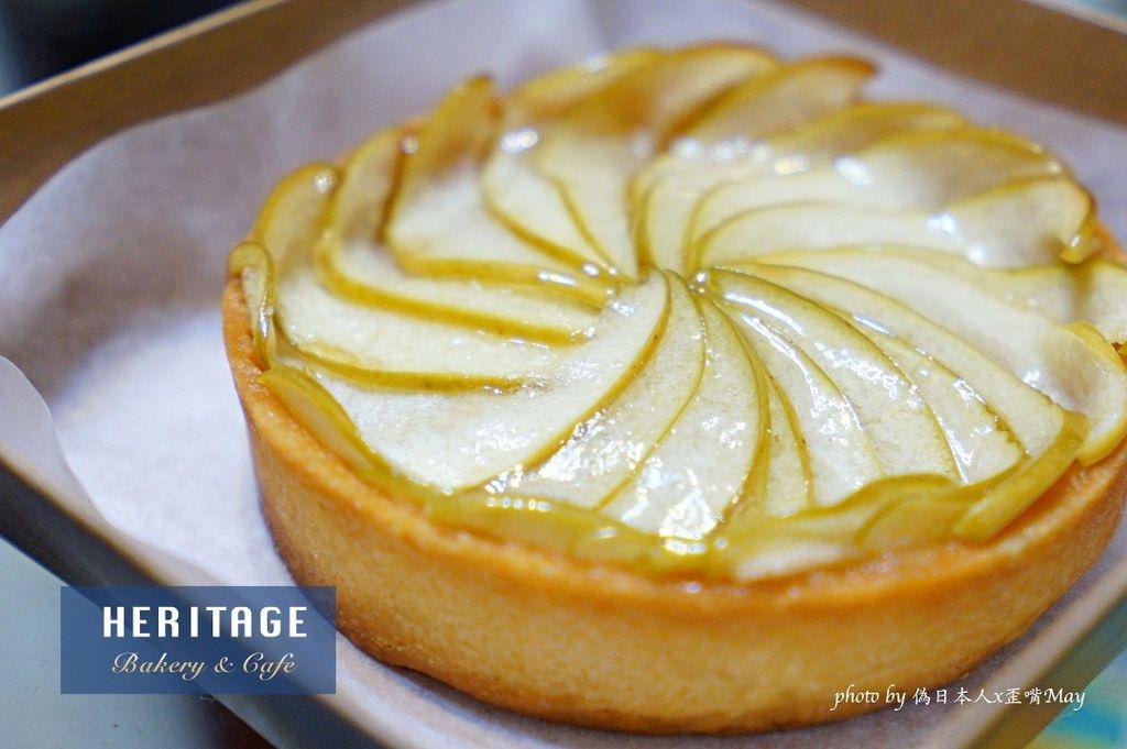 台北、中正 |  Heritage Bakery & Cafe。甜點不只是甜點,而是一種生活態度 (不限時咖啡店、中正區、近台北車站) @偽日本人May.食遊玩樂