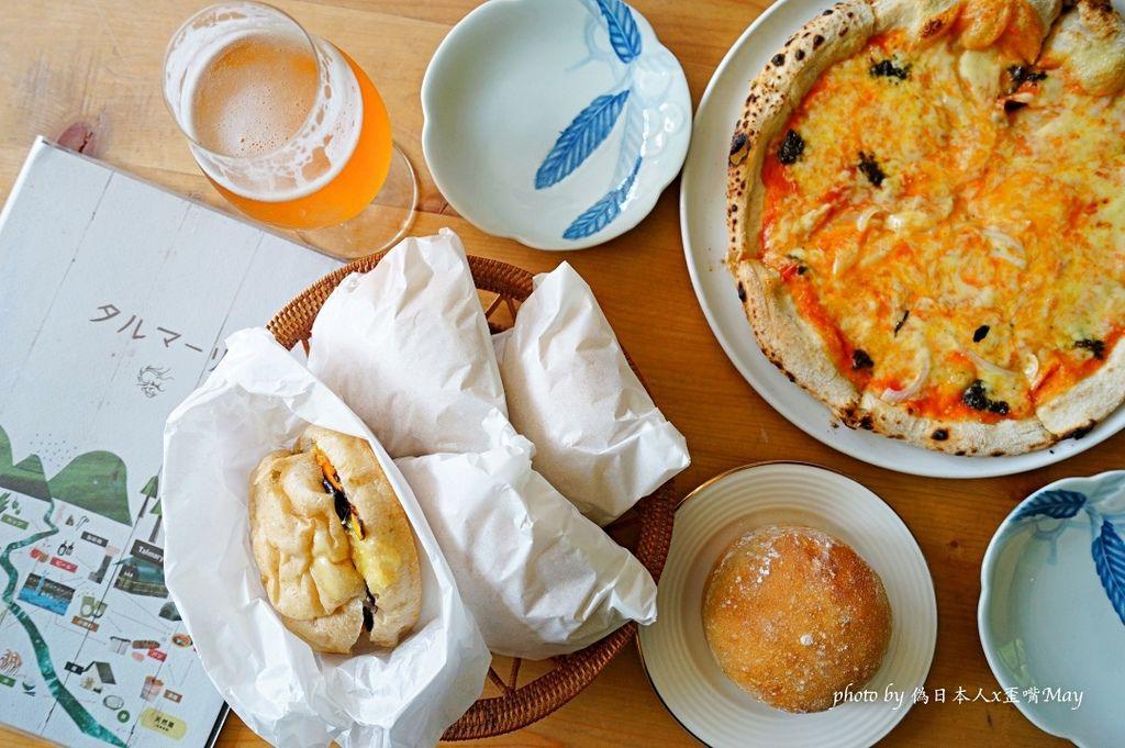 鳥取 | 隱藏在深山裡的麵包店『タルマーリー』(TALMARY)。用良心對抗資本主義的麵包師傅 (即使再遠都值得一去) @偽日本人May.食遊玩樂