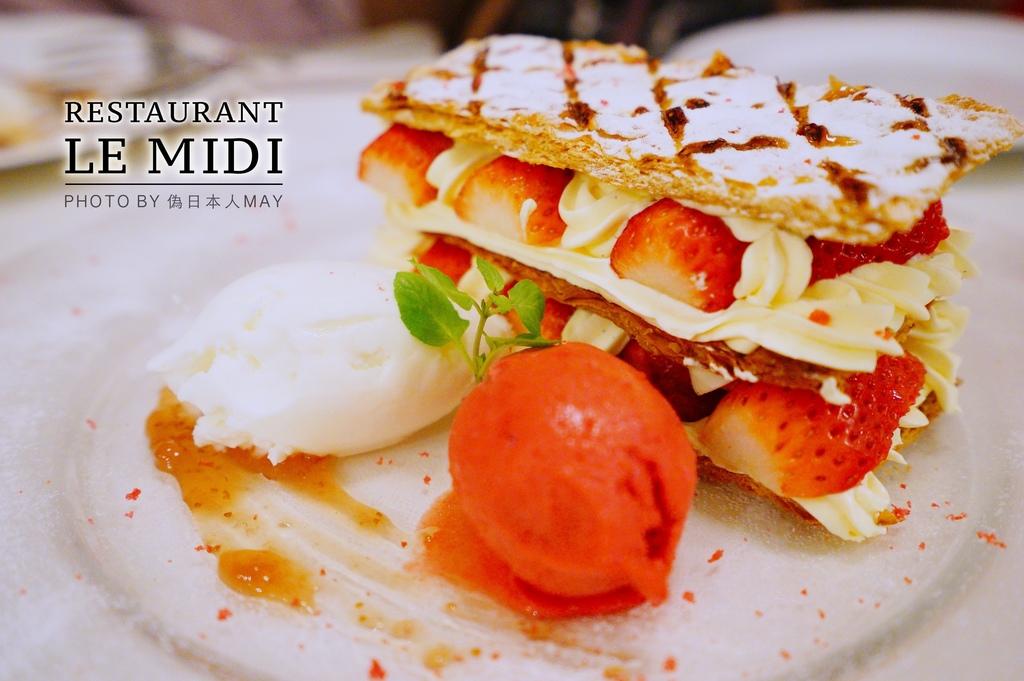 [岐阜] 飛驒高山 Restaurant LE MiDi (レストラン ル・ミディ)。不只牛排,甜點也非常好吃 ( LE MIDI 本店 ) (近高山老街/飛驒牛) @偽日本人May.食遊玩樂