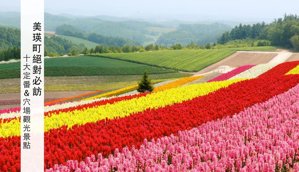 [北海道] 美瑛町。絕對必去的十大定番&穴場觀光景點 (北海道自駕行程/景點) @偽日本人May.食遊玩樂