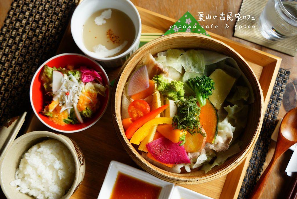 神奈川 | 葉山 古民家カフェ「engawa cafe & space」| 野菜滿點午間套餐、連平日也要排隊的超級名店 @偽日本人May.食遊玩樂