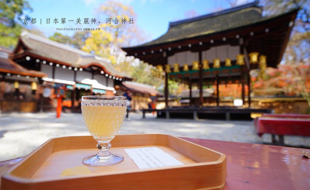 京都 | 河合神社 (かわいじんじゃ)。日本第一美麗神加持疪護,女孩兒們一起變美麗吧 @偽日本人May.食遊玩樂