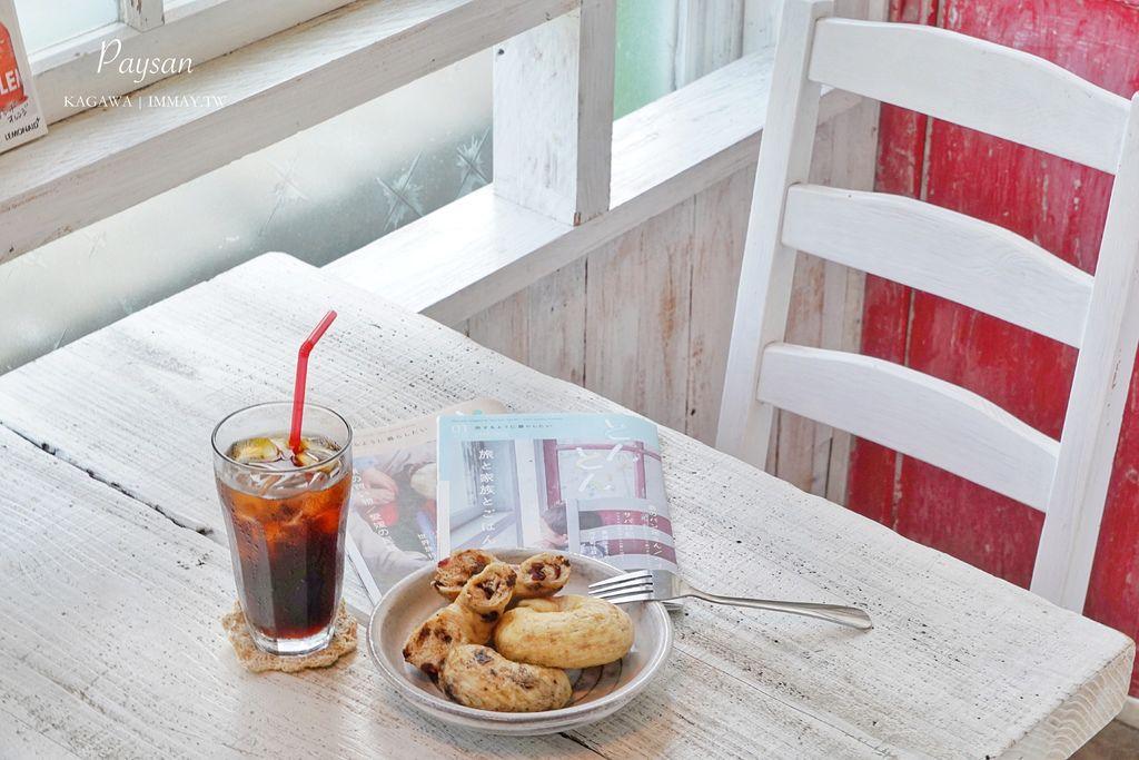 愛媛 | 自給自足移住者的夢想實現 | 浮在瀨戶內海上,小島的天然酵母麵包房 Paysan (ペイザン) @偽日本人May.食遊玩樂