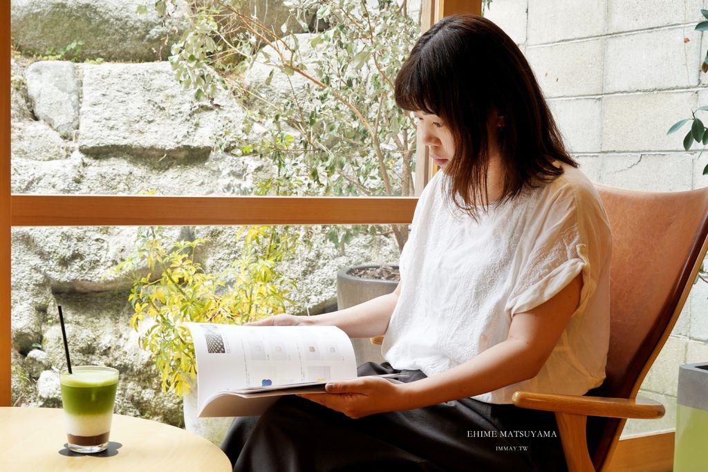 愛媛 | 結合展出空間摩登和風喫茶店 MUSTAKIVI(ムスタキビ) | 日本著名陶藝家打造的明亮北歐空間 @偽日本人May.食遊玩樂