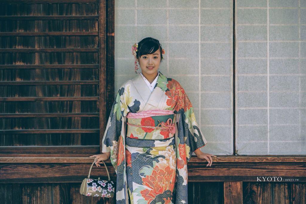[京都] 街着レンタル 京裳庵。夏季限定 ! 浴衣 x 京都,只要¥7800起~整套配備通通送給你(浴衣+腰帶組+木屐) @偽日本人May.食遊玩樂