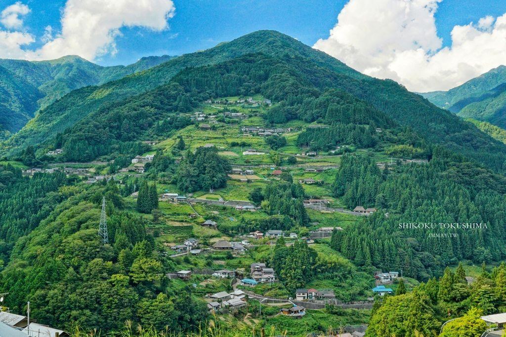 德島 | 在日本祕境的天空之鄉,感受時光凝結的落合集落,體驗隱世桃源的山居生活 (展望台、住宿分享、交通資訊) @偽日本人May.食遊玩樂