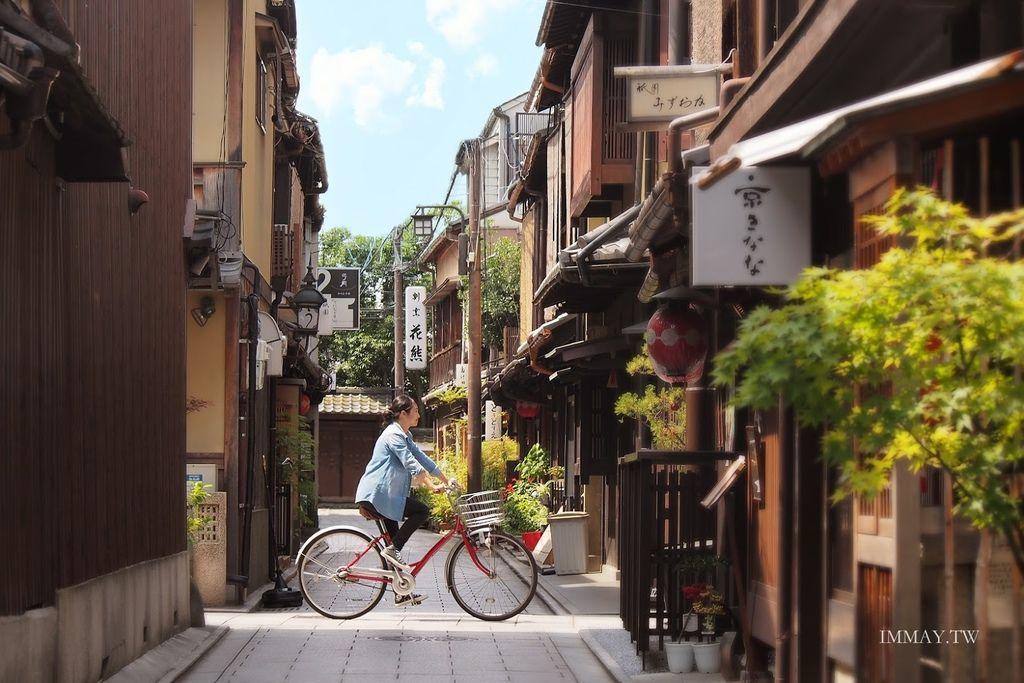 一張照片、一個故事 | 讓我跟你說故事 #001《踩踏京都慢時光》的起點、也是終點 @偽日本人May.食遊玩樂