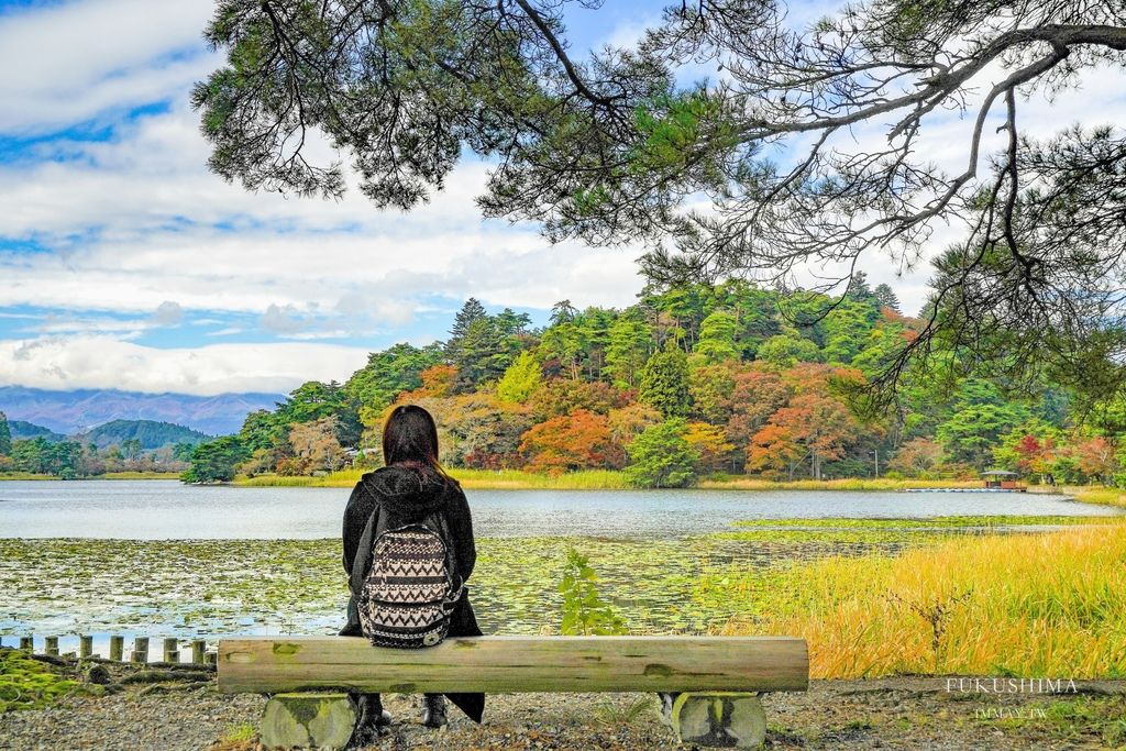 福島旅行提案 | 新白河散策半日遊。日本最古老的「南湖公園」、南湖神社、池泉迴遊式庭園「翠樂苑」、名物「南湖糰子」 @偽日本人May.食遊玩樂