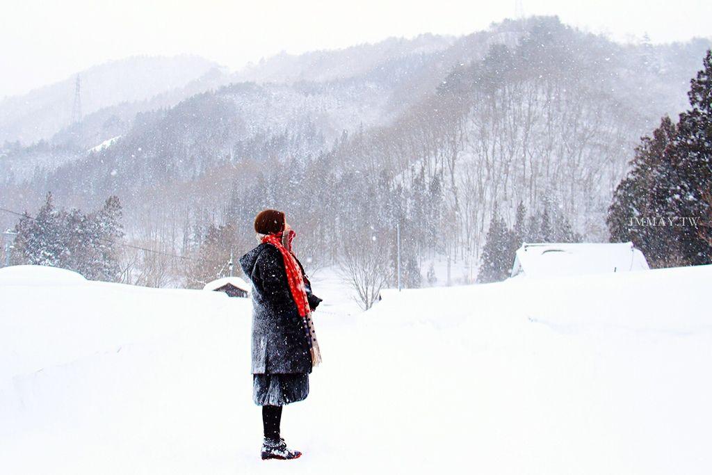 一張照片、一個故事 | 讓我跟你說故事 #006 | 在冬雪紛飛的偏遠鄉下,感受最濃郁的人情味 @偽日本人May.食遊玩樂