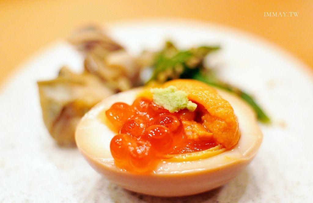 東京 | 銀座美食推薦「寿司割烹と隠れ家個室 銀座 壱八」| 近距離欣賞職人手法、盡享當季新鮮漁料。在熱鬧的市街也能找到一處靜謐獨享的用餐空間 @偽日本人May.食遊玩樂