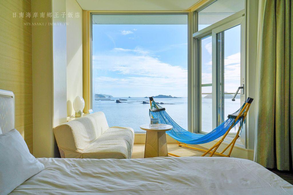 宮崎 | 坐擁無敵海景的日南海岸南鄉王子飯店( Nichinankaigan Nango Prince Hotel) | 超豐富早餐、私人沙灘、體驗活動、宮崎住宿推薦懶人包 @偽日本人May.食遊玩樂