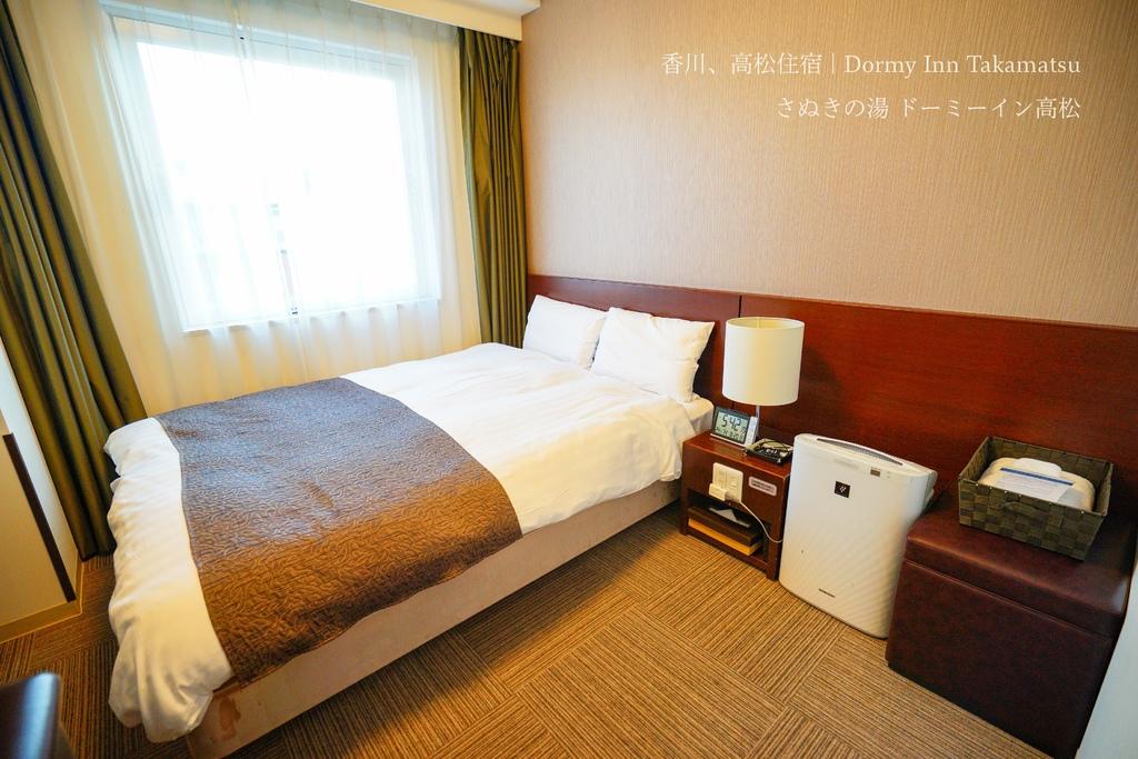 香川、高松住宿 | 位處精華地段的『 Dormy Inn Takamatsu ( 高松Dormy Inn溫泉酒店 )』 | 對面就是超熱鬧商店街、免費宵夜拉麵、交通網絡便利 @偽日本人May.食遊玩樂